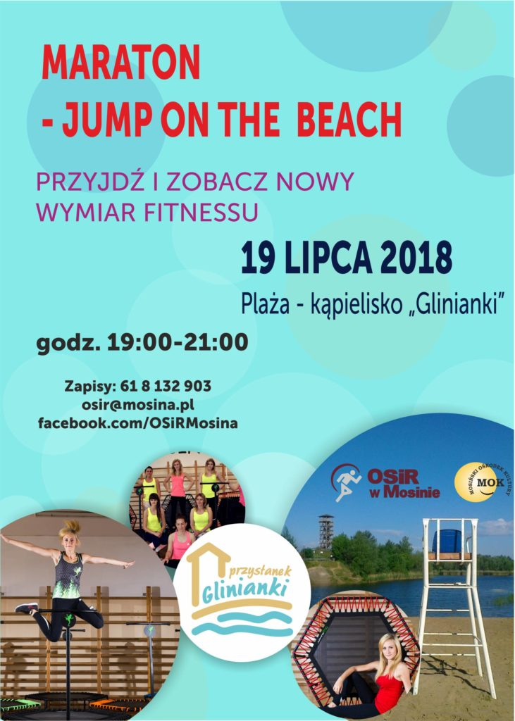 Maraton - Jump on the Beach