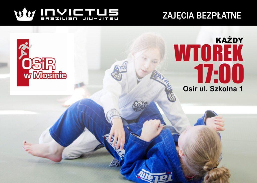 Wakacyjne zajecia Brazyliskiego Jiu-Jitsu dla dzieci