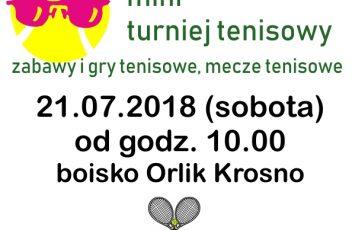 turniej tenisa 2018