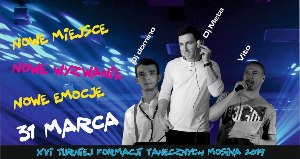Zapisy - Turniej Tańca 2019