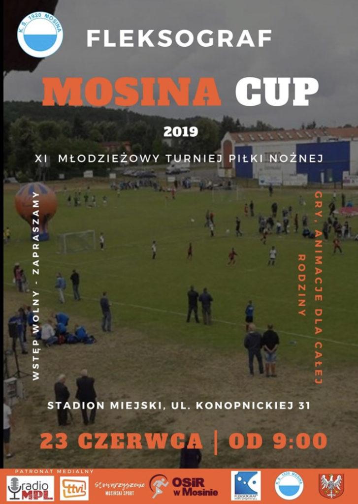 Fleksograf Mosina Cup 2019