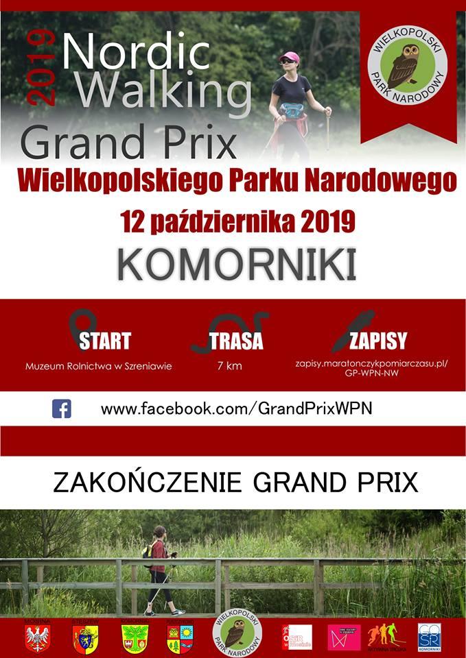 Ostatnie zawody z cyklu Grand Prix WPN Nordic Walking