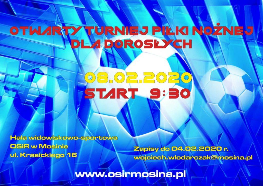 Halowy Turniej Piłki Nożnej