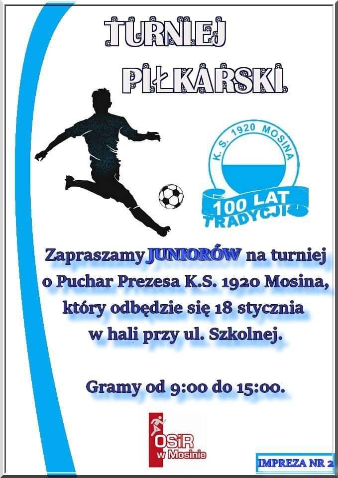 Turniej Piłkarski Juniorów
