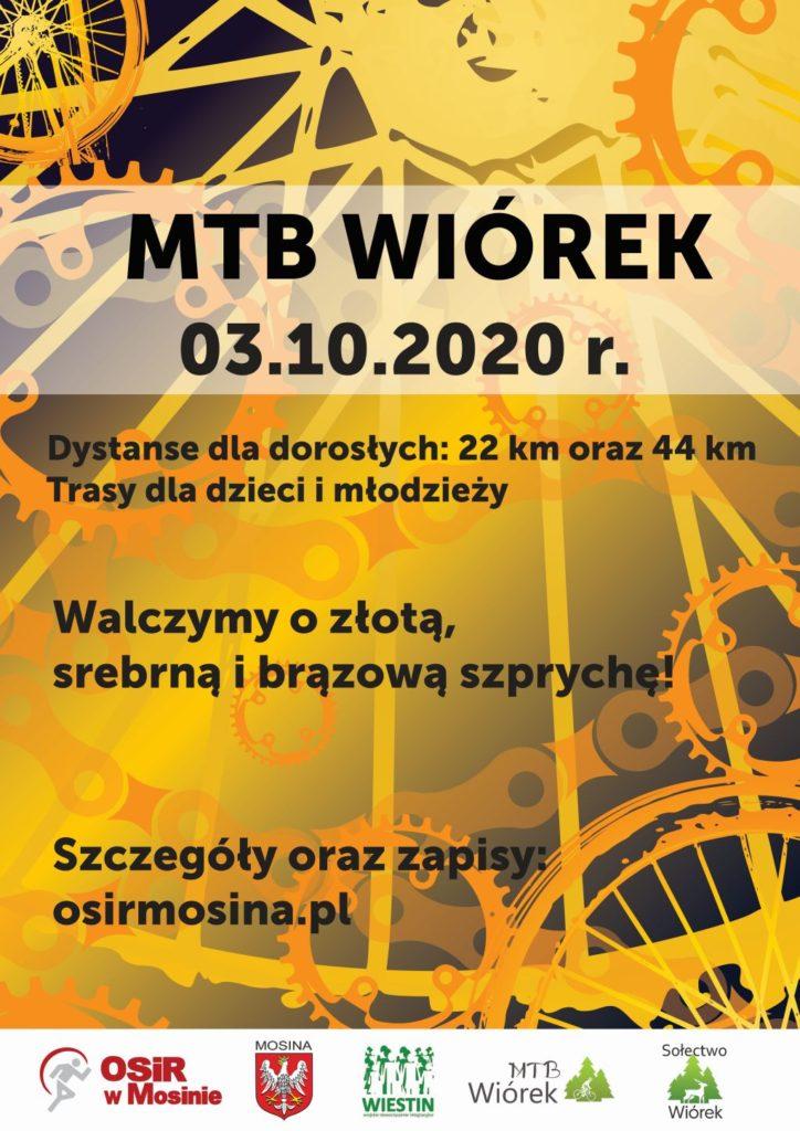 MTB Wiórek - zapisy ruszyły!