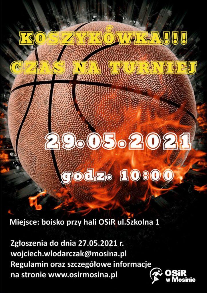 Otwarty Turniej Piłki Koszykowej