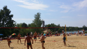 Otwarcie sezonu na Gliniankach 2015