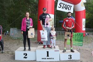 IV Otwarte Mistrzostwa Gminy Mosina w Kolarstwie Górskim i Przełajowym Wiórek 26.09.2015