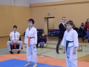 Otwarte Zawody Karate Shotokan Dynamic Cup 12.03.2016