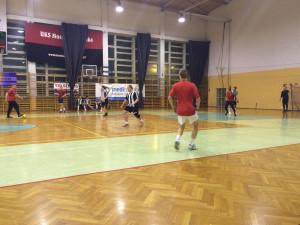 Inauguracja XVII edycji Halowej Ligi Piłki Nożnej w Mosinie 06.11.2015