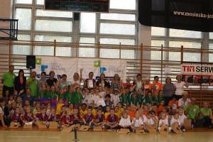 Olimpiada Sportowa Przedszkoli 13.10.2015