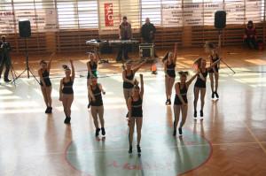 Mistrzostwa Powiatu Poznańskiego w Aerobiku Grupowym 2013