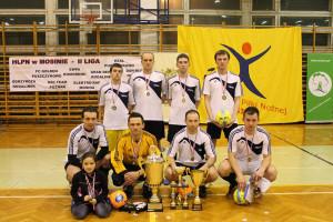 Zakończenie Halowej Ligi Piłki Nożnej 2013
