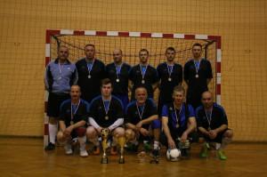 Zakończenie XVI edycji Halowej Ligi Piłki Nożnej 2015-2