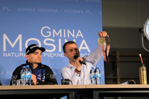 Bartosz Zmarzlik w Mosinie 24.01.2020